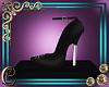 Maddie Black Heels