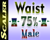 Waist Resizer 75%