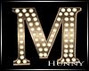 H. Marquee Dark Gold M