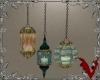 *V* Bliss Hanging Lamps