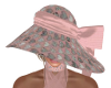 Kendra Luv Hearts Hat