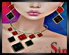 Earrings & Necklace V2