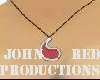 Red Ajah Necklace