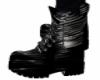 gun metal boots