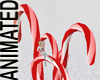 MLM XMAS Candy Canes Red