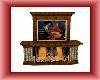 Bob & Mopsi's Fireplace
