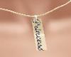 EZ Vertical Name Chain