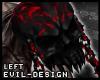 #Evil Cursed Skull L