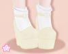 🌟 Soft Wedge|Lemon