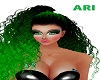 slightly animated green