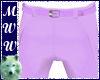 Lilac Dress Pants