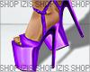 I│Zana Heels Purple