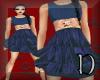 Bridesmaids blue