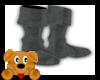 !A! Armour Boots Gray