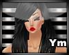 Y! Sally |Black-Silk