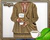 Tan Wrap Sweater V2