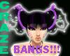 ~CMM~ Purple/Black Bangs