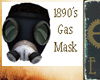 1890s Gas Mask