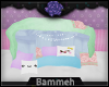Kawaii Pillow Fort