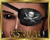 Pirate black patch L