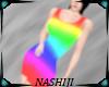 N| Pride Mini Dress