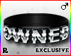 ☢! Owned Collar Silver