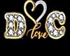 D&C Love Necklace M