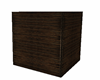 wooden crate poseless