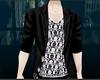 Emo suit top