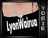~Y~REQ LyonWairua M