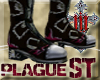 "(M)PLAGUE ""ST"" BOOTS"