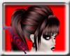 Malvina Dark Red