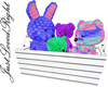cute And Cuddly ToyBaskt