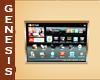 FE Clinic Flatscreen TV