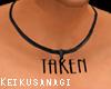 [K] Taken Male