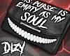 Empty Soul Monster Bag