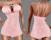 !! Lace Pink Dress