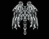 Demon winged Tattoo