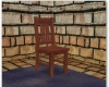 ML~Wood Chair