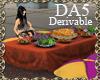 (A) Arabian Magic Table