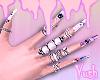 ♡ Cartoon Nails