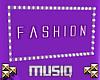 M| Fashion Sign