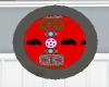 FF~ Red Pagan Trampoline
