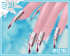 [LW]EvilCandyWitch Nails