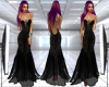 Sexy Evening Gown Black