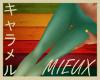 !K MIEUX | Teal HAZE