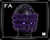(FA)ChainFaceOLM Purp