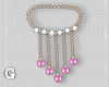 G l Passion Pink Necklac
