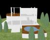 ~Z~ White Marble Villa