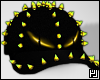 ₄ Yellow Spike Cap